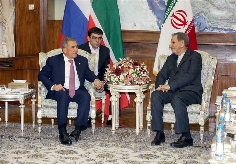 Iran, Russia's Tatarstan Discuss Closer Ties