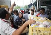 بیش از 2500 تن اقلام اساسی برای تنظیم بازار ماه رمضان در لرستان توزیع میشود
