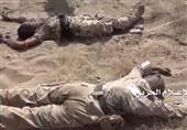 یمن|عملیات ضربتی علیه متجاوزان در ساحل غربی؛ شمار زیادی از مزدوران سعودی به هلاکت رسیدند