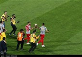 بالصور.. ''برسبولیس'' یحتفل بإحرازه لقب الدوری الممتاز لکرة القدم