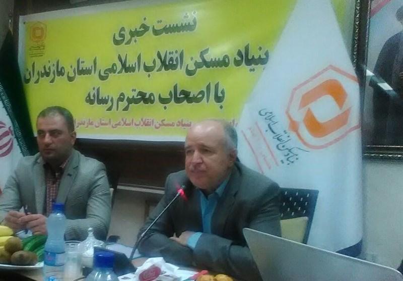 مجید هاشمی مدیرکل بنیاد مسکن مازندران