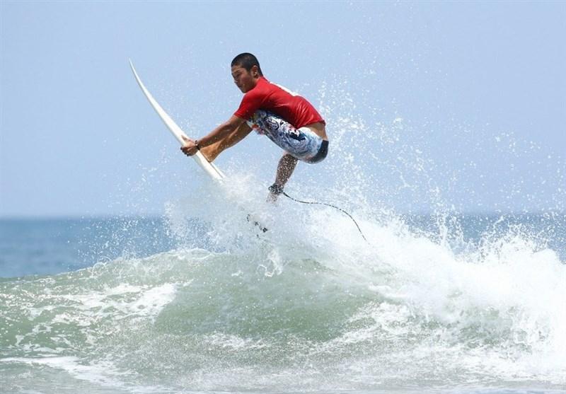 """""""موجهای مونسونی"""" مهمان سواحل مکران؛ """"چابهار"""" بهترین نقطه موجسواری غرب آسیا + تصاویر"""