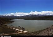 Ekbatan Dam Lake in Iran's Hamedan