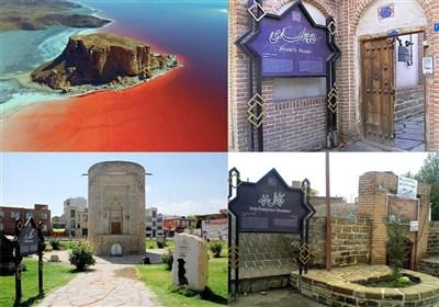 هویت 7 هزارساله آذربایجان در قلعههای ارومیه خودنمایی میکند+تصاویر