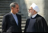 جهانگیری: خودم میخواهم رئیسجمهور شوم/ سخنگوی روحانی نیستم + فیلم