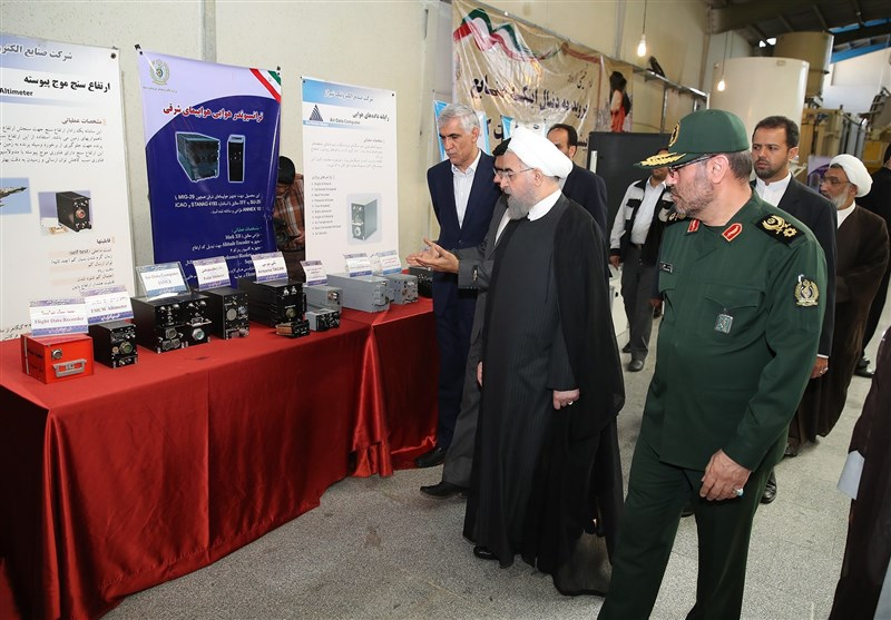 Iran Unveils Homegrown Radars, Aviation Gear