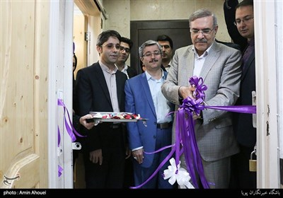 افتتاح دفتر حزب اعتدال و توسعه