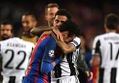 جمله دنی آلوز برای دلداری دادن به نیمار پس از حذف بارسلونا