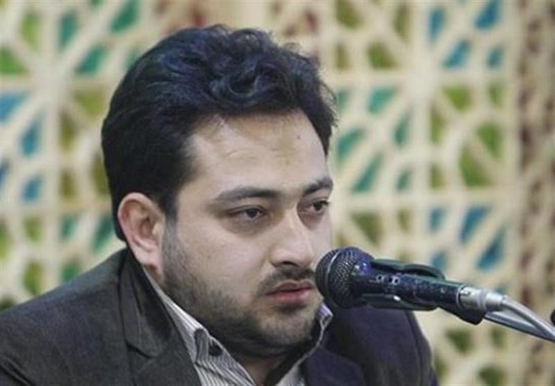 تلاوت سعید پرویزی در مراسم «عمری با قرآن»+ صوت