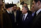 رئیسجمهور تاتارستان با حجتالاسلام رئیسی دیدار کرد + عکس