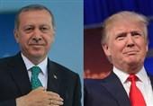 تماس تلفنی سران ترکیه و آمریکا درباره شمال سوریه