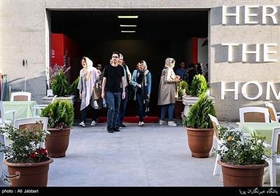 آماده سازی محل برگزاری جشنواره جهانی فیلم فجر
