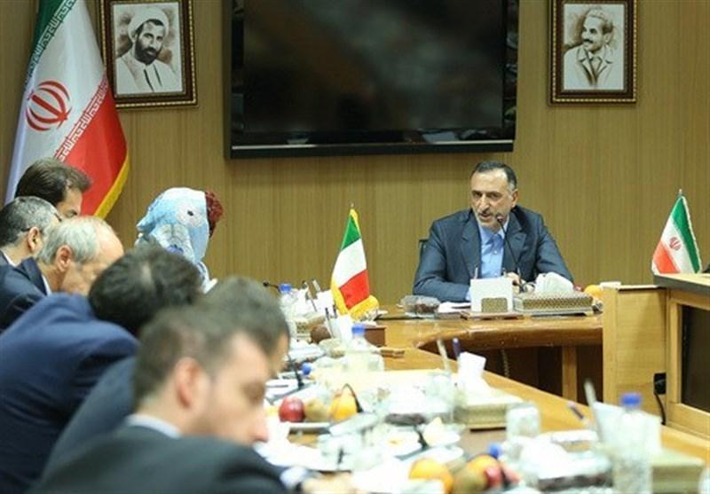 همکاری دوجانبه ایران و ایتالیا برای گسترش رشتههای فنی وحرفهای