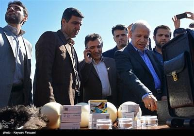 سفر معاون رئیس جمهور به کردستان