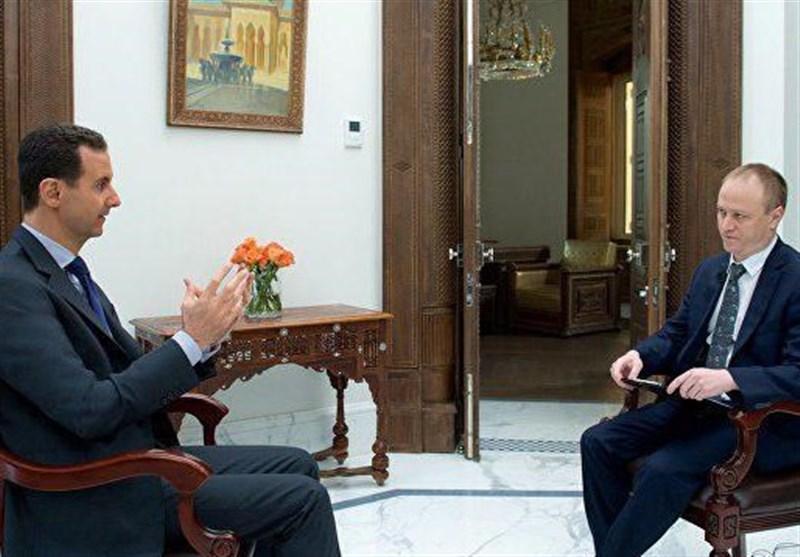بشار اسد: هیچ حمله شیمیایی در ادلب صورت نگرفته است