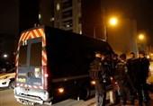 عملیات تروریستی نافرجام در شانزلیزه فرانسه