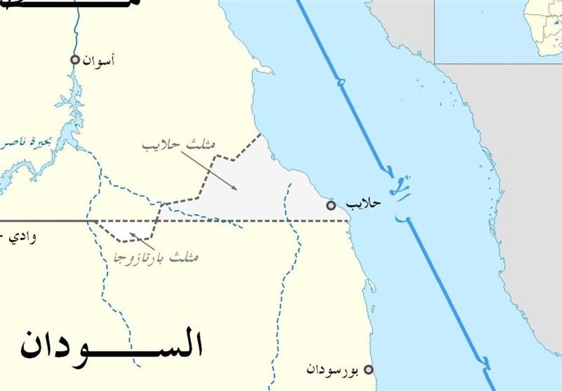 بالاگرفتن اختلافات بین مصر و سودان بر سر مناطق حلایب و شلاتین