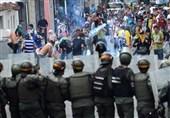فنزویلا: مسلحون یهاجمون مستشفى بداخله 54 طفلاً وسط استمرار التظاهرات