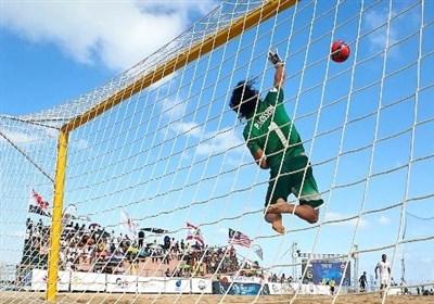 پیمان حسینی، فوتبال ساحلی