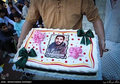 جشن تولد شهید ابراهیم هادی
