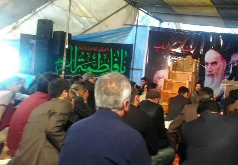 پانزدهمین سالگرد نماینده فقید مردم ساری در مجلس برگزار شد