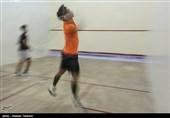 شاملی قهرمان مسابقات اسکواش کیش شد