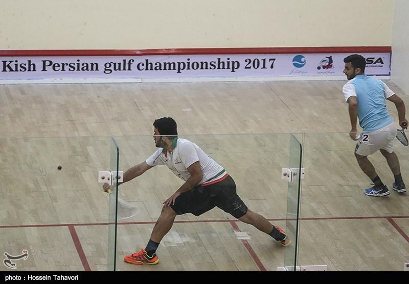 اسکواش| تیم ملی ایران با صعود به نیمهنهایی تاریخ ساز شد
