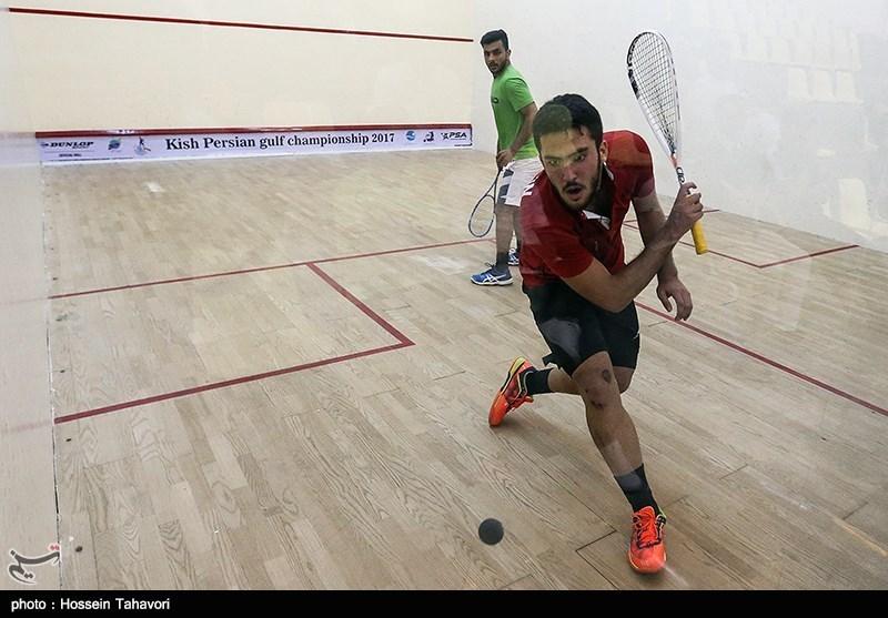 Iran Finishes Third at Asian Squash Team Championship
