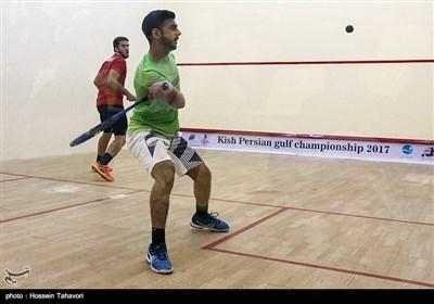 اسکواش| صعود تیم مردان ایران به جمع هشت تیم برتر آسیا