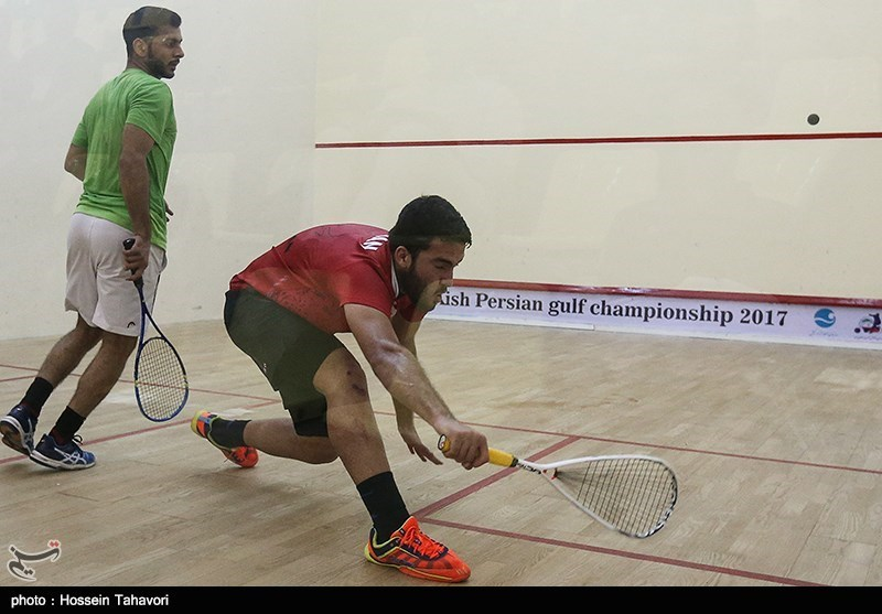 Iran Men's Squash Team Makes History in Asian Championship