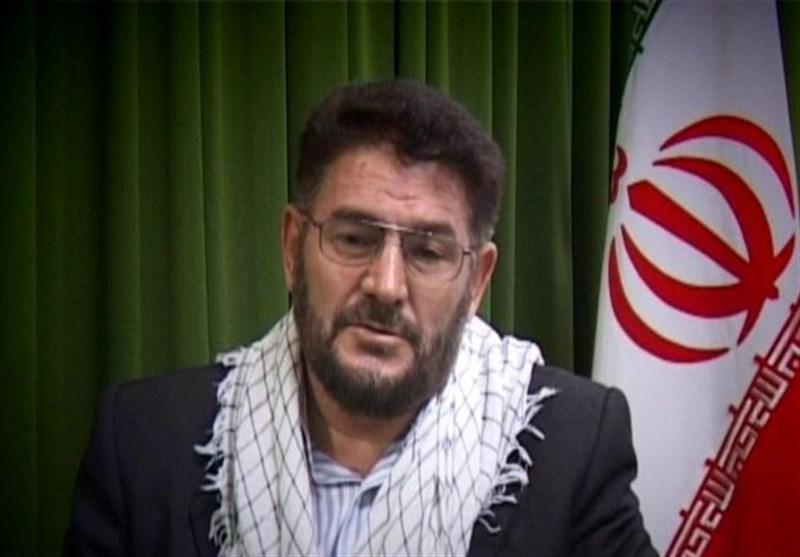 همدان| سردار میرزا محمد سلگی به یاران شهیدش پیوست