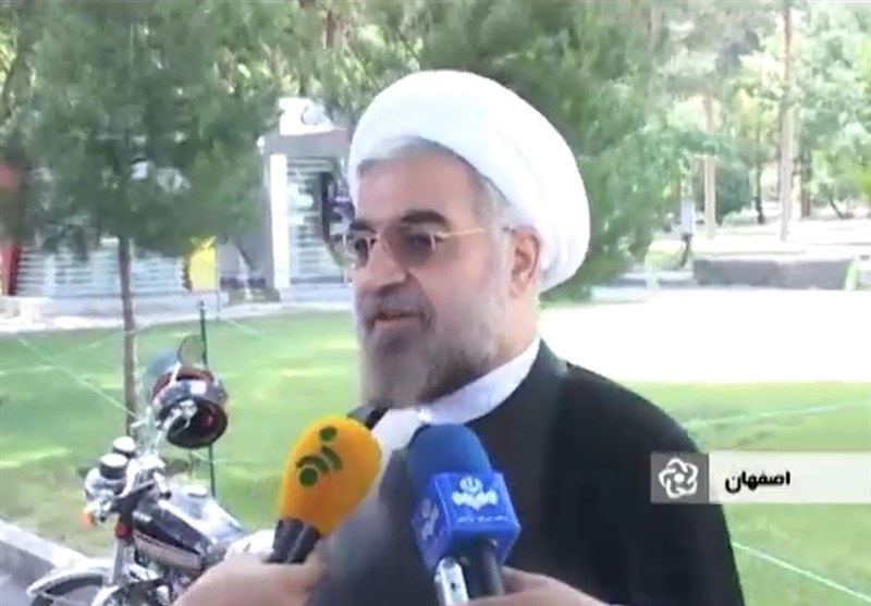 فیلم جدید از وعده 100روزه حسن روحانی/کاری میکنم مردم 2ماهه کاهش بیکاری را حس کنند