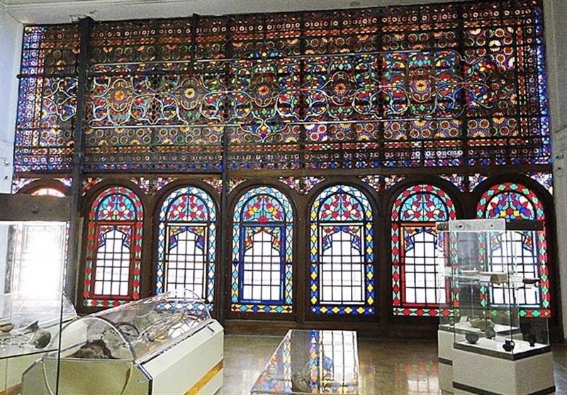 شیشه های رنگی قدیم با سه فایده بهداشتی، مذهبی و زیبایی +تصاویر
