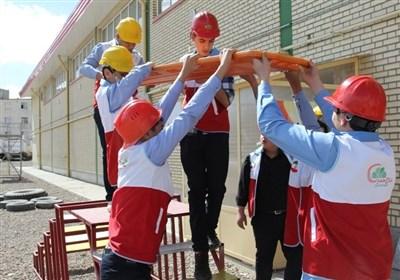 امدادگران و نجاتگران 8 استان کشور در گلستان آموزش میبینند