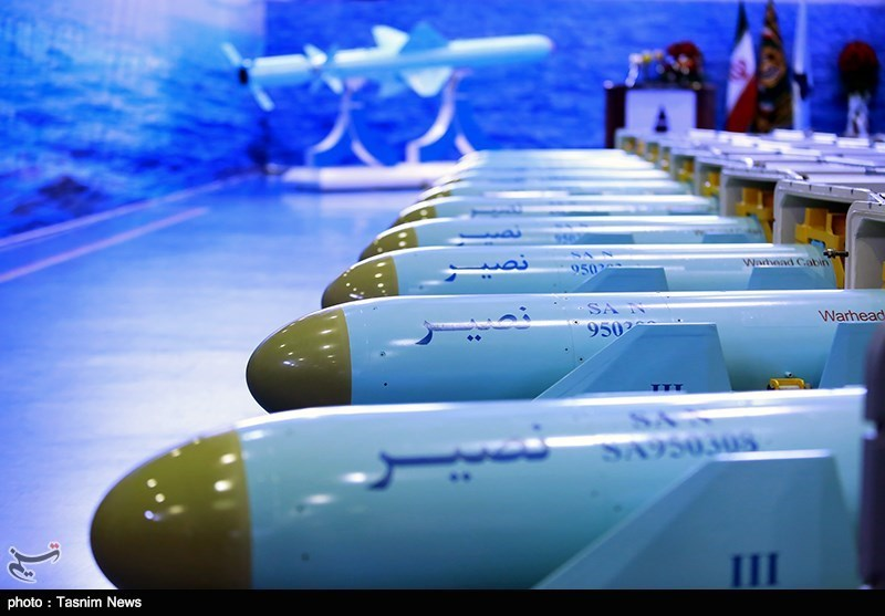 IRGC Extends Range of Naval Missiles to 700 km