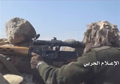تک تیرانداز ارتش یمن