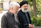 سعید جلیلی به نفع آیتالله رئیسی کنارهگیری کرد
