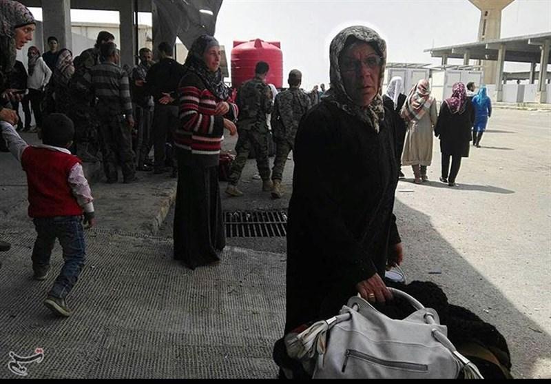 سوریه /اسکان جبرین/19