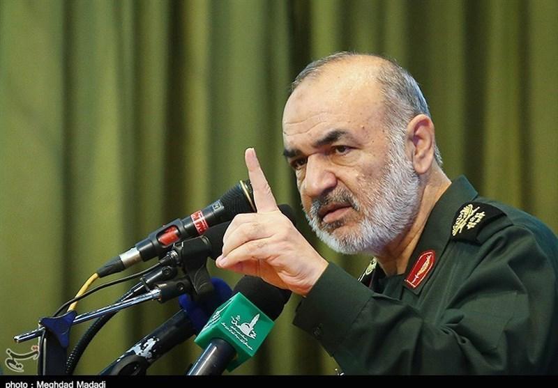 العمید سلامی: واشنطن لا تجرؤ على زج قواتها البریة فی أی معرکة