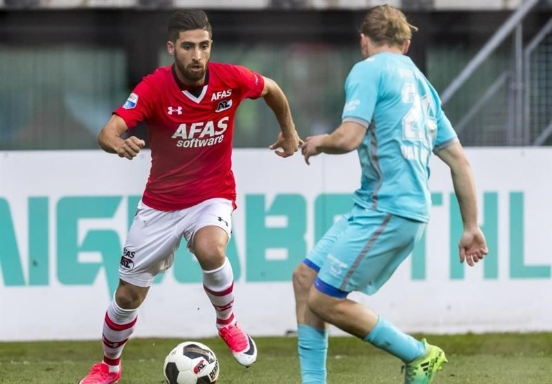 Iran's Alireza Jahanbakhsh on Radar of Premier League Clubs