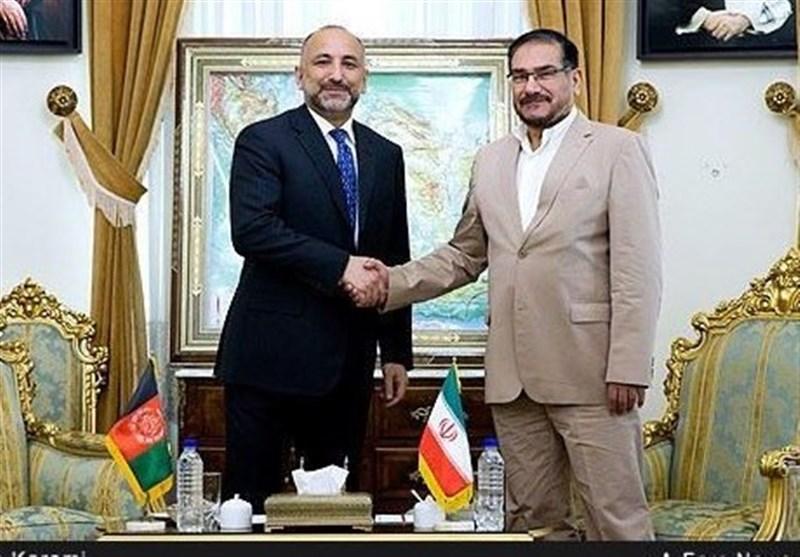 شمخانی: التعاون الأمنی المشترک بین إیران وأفغانستان یعزز أمن البلدین