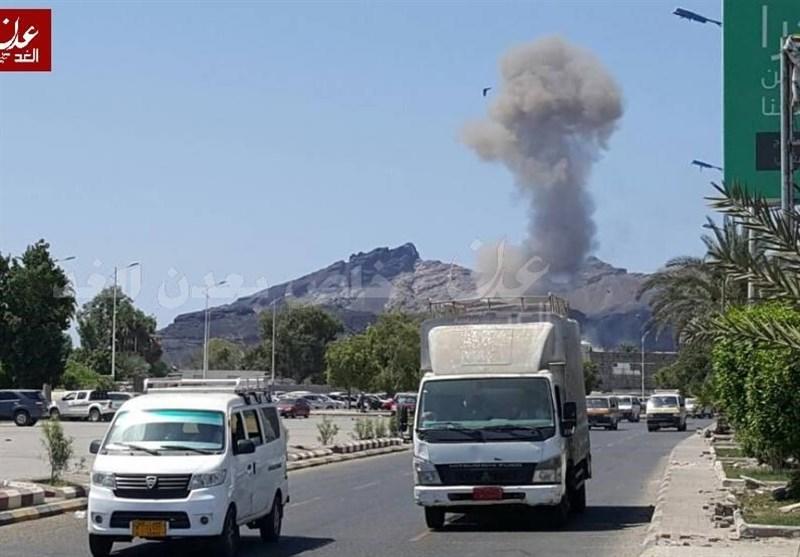 Aden'de Mansur Hadi'yi Koruma Kuvvetleri Arasında Patlama Meydana Geldi