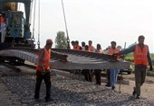 برنامه فشردهای برای اجرای راه آهن و اردبیل - سرچم تنظیم میشود