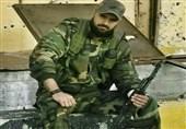 قائد فی الجیش السوری