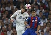 رئال مادرید ۱۰ نفره در آخرین ثانیهها شکست خورد/ بارسلونا صدرنشین شد