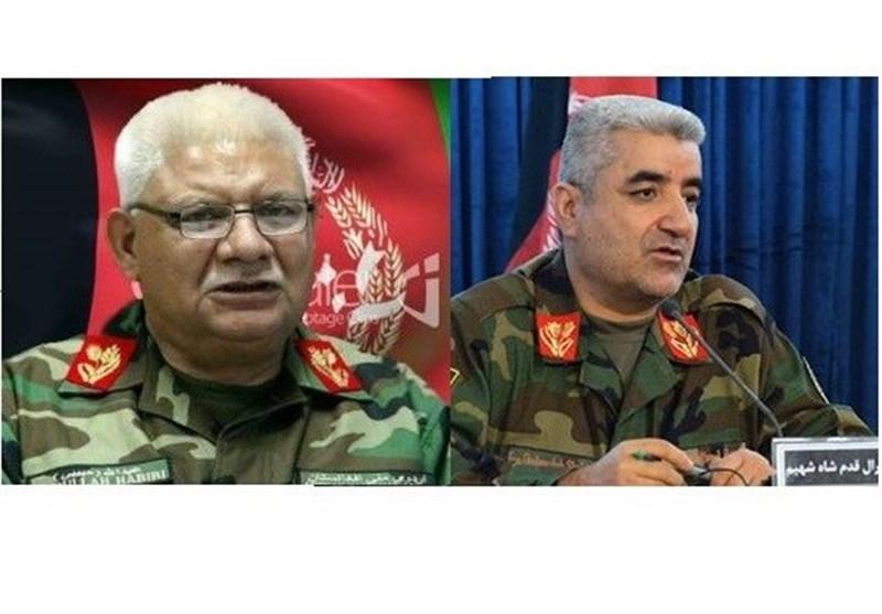 مزار شریف فوجی کیمپ حملہ/ افغان وزیر دفاع اور آرمی چیف مستعفی + سند