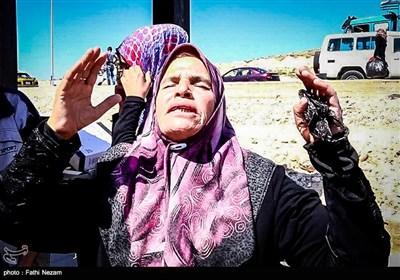 اسکان اهالی فوعه و کفریا در حومه «حمص»