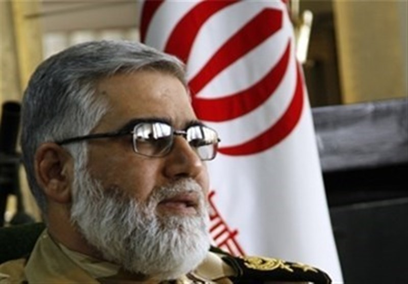Iran Facing New Form of Threats, Army Commander Says