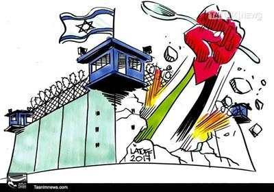 کاریکاتور/ پیروزی با مقاومت نه مذاکره...