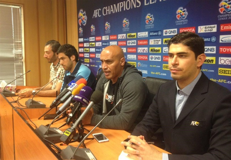 Esteghlal Wants to Win against Al Ahli: Alireza Mansourian